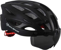 Защитный шлем RockBros WT027-S-BK -