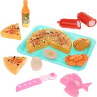 Набор игрушечных продуктов Наша игрушка Для резки / 430-82 -
