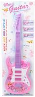 Музыкальная игрушка Наша игрушка Гитара / 929B-2 -