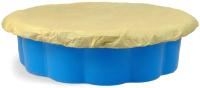Песочница-бассейн Zebra Toys Ракушка с тентом / 3391195 -