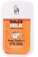 Антисептик Dolce Milk Пряная тыква & Сочный Апельсин (45мл) -