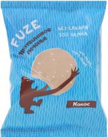 Протеиновое печенье Fuze Кокос -