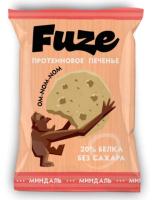 Протеиновое печенье Fuze Миндаль -