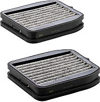 Салонный фильтр Mann-Filter CUK18000-2 (угольный, 2шт) -