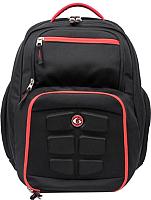 Рюкзак 6 Pack Fitness Expedition 300 / I00003417 (черный/красный) -