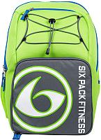 Рюкзак 6 Pack Fitness Pursuit 300 / I00003422 (зеленый/серый/голубой) -