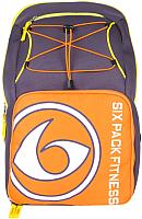 Рюкзак 6 Pack Fitness Pursuit 300 / I00003424 (фиолетовый/оранжевый/желтый) -