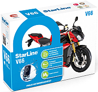 Иммобилайзер StarLine V66 -