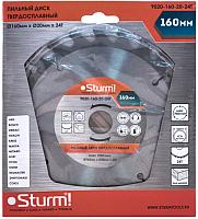 Пильный диск Sturm! 9020-160-20-24T -