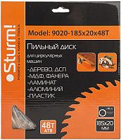 Пильный диск Sturm! 9020-185-20-48T -
