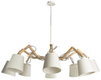 Люстра Arte Lamp Pinoccio A5700LM-8WH -