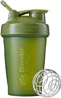 Шейкер спортивный Blender Bottle Classic I00002636 (оливковый) -