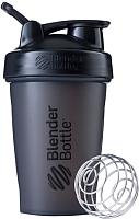Шейкер спортивный Blender Bottle Classic I00002633 (серый графит) -