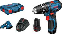 Профессиональная дрель-шуруповерт Bosch GSB 12V-15 Professional (0.601.9B6.906) -