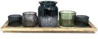 Набор подсвечников H&S На 5 свечей / ASH509200 -