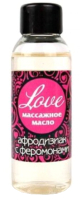 Эротическое массажное масло Bioritm Love с феромонами / 13005 (50мл) -