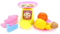 Весы игрушечные Наша игрушка С набором продуктов и посуды / ZD892-46 -
