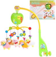 Мобиль на кроватку Наша игрушка Добрые сны. Овечки / HL2018-31R -