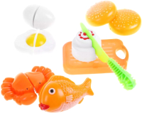 Набор игрушечных продуктов Наша игрушка 200446605 -