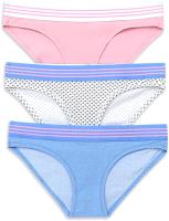 Комплект женских трусов Mark Formelle 412335-3 (р.98, розовый) -