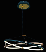 Потолочный светильник Natali Kovaltseva High-Tech Led Lamps 82049 (золото) -