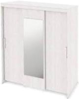 Шкаф SV-мебель Арис 1 Д 2.0x2.2 (ясень анкор светлый/ясень анкор светлый) -