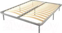 Ортопедическое основание Мебельная комплектация Стандарт 120x190 (26 ламелей, 7 опор) -