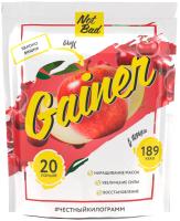 Гейнер NotBad Gainer (1000г, яблоко/вишня) -