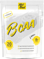 Аминокислоты BCAA NotBad С витамином С (200г, натуральный) -