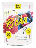 Аминокислоты BCAA NotBad С витамином С (250г, пепсико черри) -
