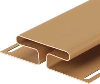 Фасадный профиль Docke H Premium (3.05м, карамель) -