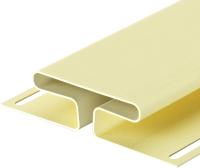 Фасадный профиль Docke H Premium (3.05м, лимон) -