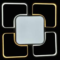Потолочный светильник Natali Kovaltseva 81038/8C (белый/черный) -