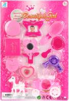 Набор аксессуаров для девочек Наша игрушка Парикмахер / 200519619 -