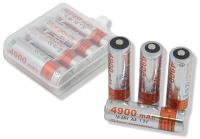 Комплект аккумуляторов Sipl Star Power 4900MAH NI-MH АА / BC56А (4шт) -