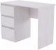 Письменный стол SV-мебель Бриз 1 Д с ящиками (ясень анкор светлый) -
