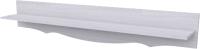 Полка SV-мебель Версаль Д (белый/белый структурный) -