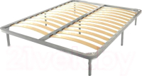 Ортопедическое основание Мебельная комплектация Люкс 160x200 (36 ламелей, 7 опор) -