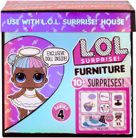 Кукла с аксессуарами LOL Игрушка-сюрприз. Сладкий променад / 572626EUC -