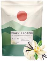 Протеин Elementica Organic Whey Protein / EW006 (870гр, ванильный пломбир) -