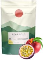 Аминокислоты Elementica Organic BCAA Solo / EBS001 (200г, персик/маракуйя) -