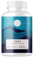 Комплексная пищевая добавка Elementica Organic Gaba / ECPS001 (60 капсул) -