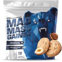 Гейнер Siberian Nutrogunz Mad Mass Gainer / MG018 (2000г, ореховое печенье) -