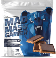 Гейнер Siberian Nutrogunz Mad Mass Gainer / MG019 (2000г, шоколадное печенье) -