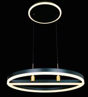 Потолочный светильник Natali Kovaltseva High-Tech Led Lamps 82048 (черный) -