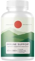 Комплексная пищевая добавка Elementica Organic Immune Healf Support / ECPS004 (60 капсул) -