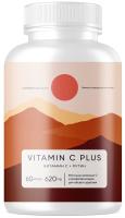 Комплексная пищевая добавка Elementica Organic Vitamin C + Rutin / ECPS007 (60 капсул) -