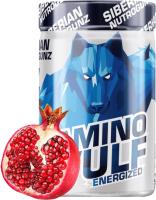 Аминокислоты Siberian Nutrogunz Amino Vulf Energized / AMWE006 (225г, гранат) -