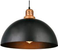 Потолочный светильник Arte Lamp Eurica A4249SP-1BK -