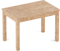 Обеденный стол Eligard Eli 2 / СО (сафари) -